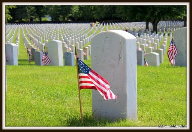 Irish Quotations & Blessings For Memorial Day