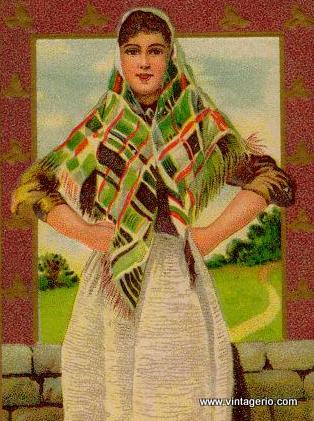 Vintage Irish Mother