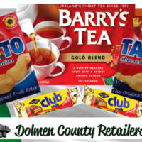 The Irish Cuppa Tea Plus A Giveaway From Dolmen County Retailers