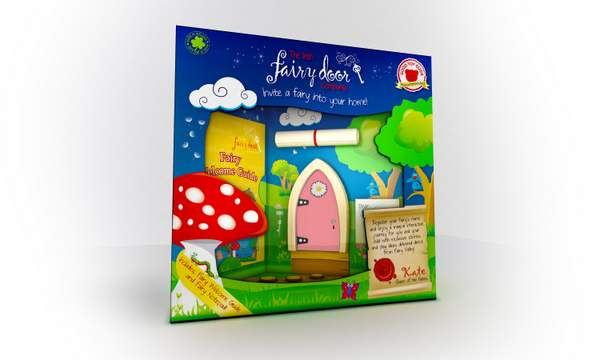 The irish fairy door company irish american mom for The irish fairy door company facebook