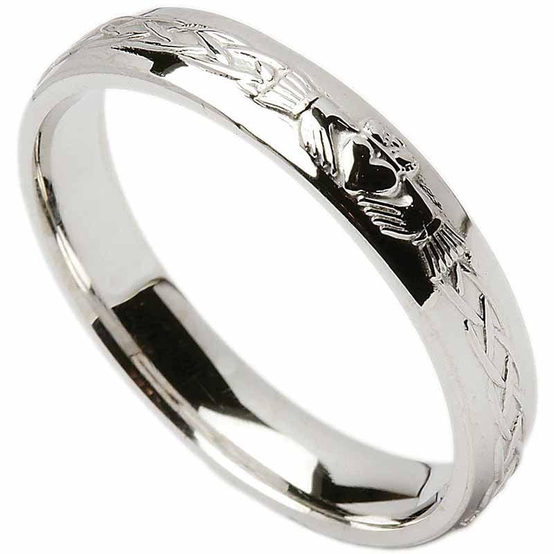 irish wedding rings bands celtic wedding rings irish wedding rings Irish Wedding Ring Celtic Knot Claddagh Mens Wedding Band