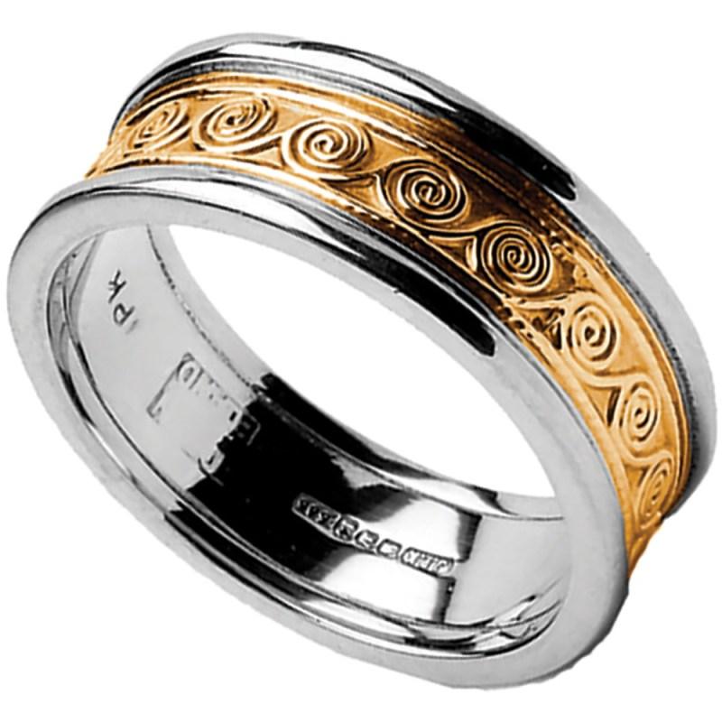 Large Of Celtic Wedding Rings