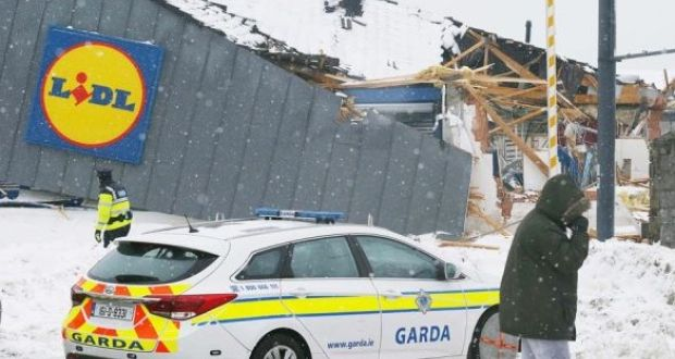 Decision to reopen Lidl store in Tallaght  under review  Staff at the damaged Lidl store in Tallaght won t lose their jobs  the
