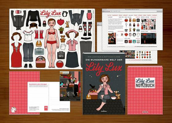 Iris Luckhaus Matthias Klesse Lily Lux Bücher Produkte