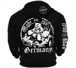 Ironkuza Zip-Hoody 'Made in Germany'