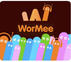 wormee deezer orange