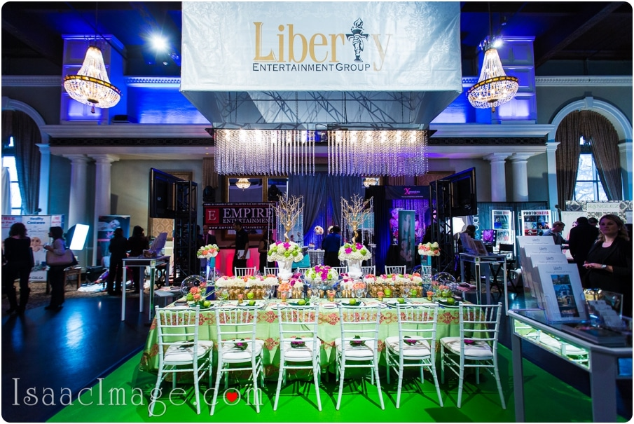 Liberty grand booth