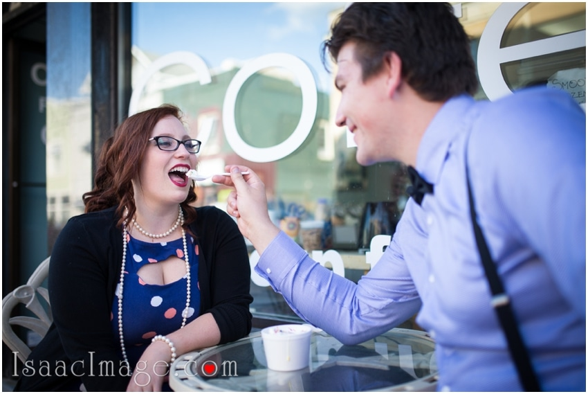 engagement newmarket ice cream