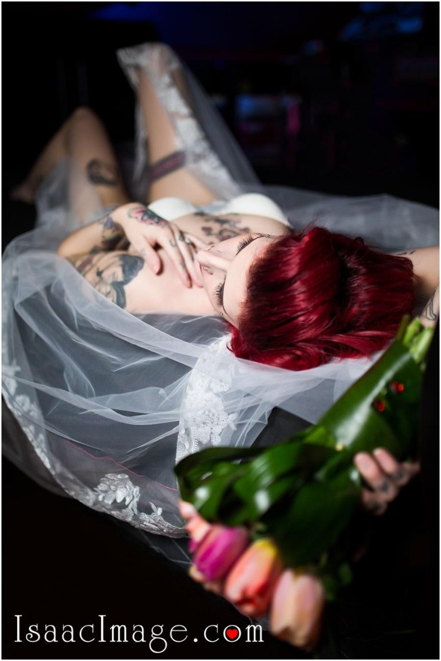 Toronto Bridal Boudoir