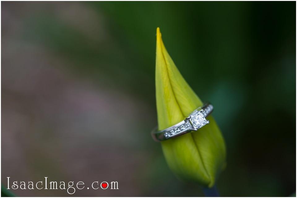 Engagement ring Adamson Estate Engagement session