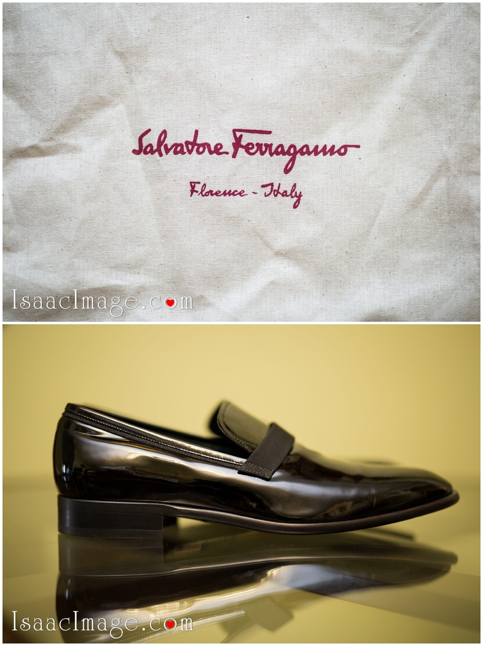 Salvatore Ferragamo Groom's shoes