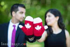 McMaster University and Webster falls engagement
