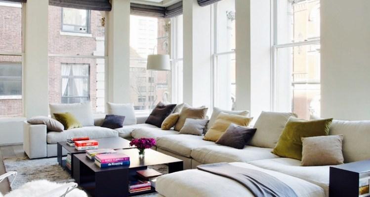 Il divano nel soggiorno? Quale scegliamo ! - Isabella Codena
