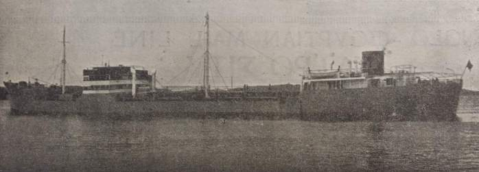 Το κινούμενο με diesel δεξαμενόπλοιο «ΑΡΙΣΤΟΝ» του Αριστοτέλη Ωνάση, χωρητικότητας 15.000 dwt, το οποίο έχει υψωμένη την σουηδική σημαία. [Ναυτικά Χρονικά, αρ. 183, 1 Αυγούστου 1938]