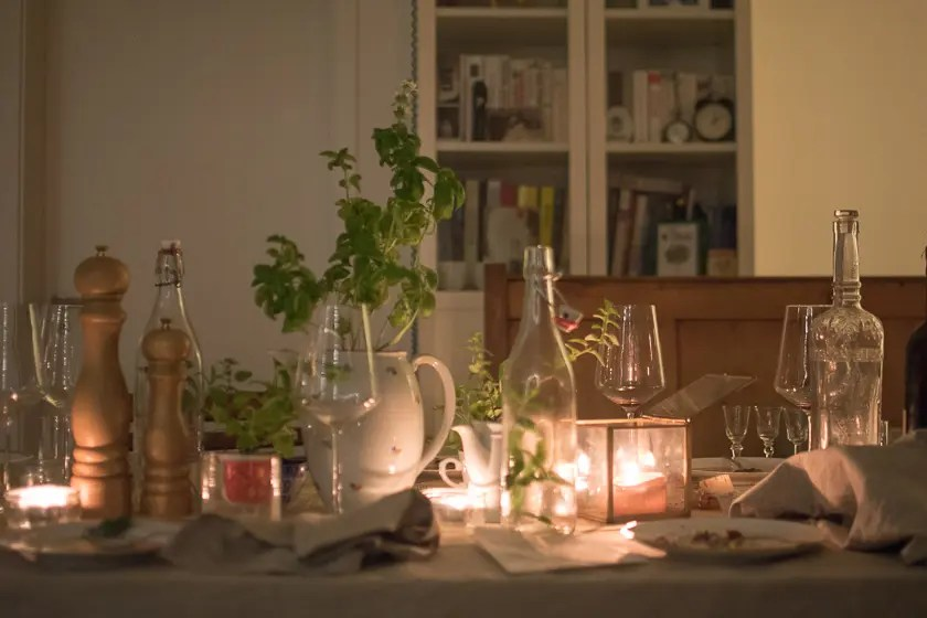 Como en casa – ( Essen ) wie zuhause