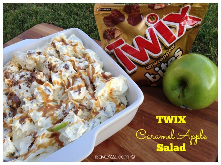 Paleo Candy Apple Salad