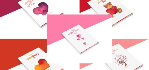 Beautiful Valentine's day Cards 2016 bundle
