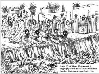muhammad-murder-banu-quraiza