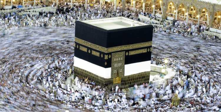 La Kaaba. Centro de energía espiritual