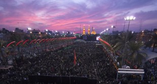 shiite-muslim-pilgrims-gather-they-commemorate-arbain-arbaeen-kerbala-southwest-baghdad