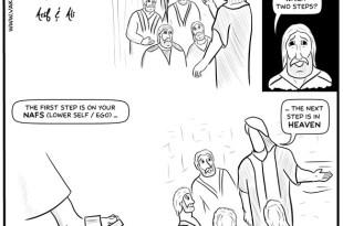 sufi-comics-how-far-is-heaven