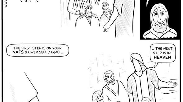 sufi-comics-how-far-is-heaven