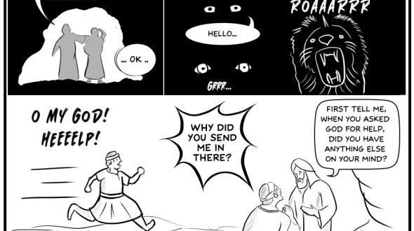 sufi-comics-how-to-pray-to-god