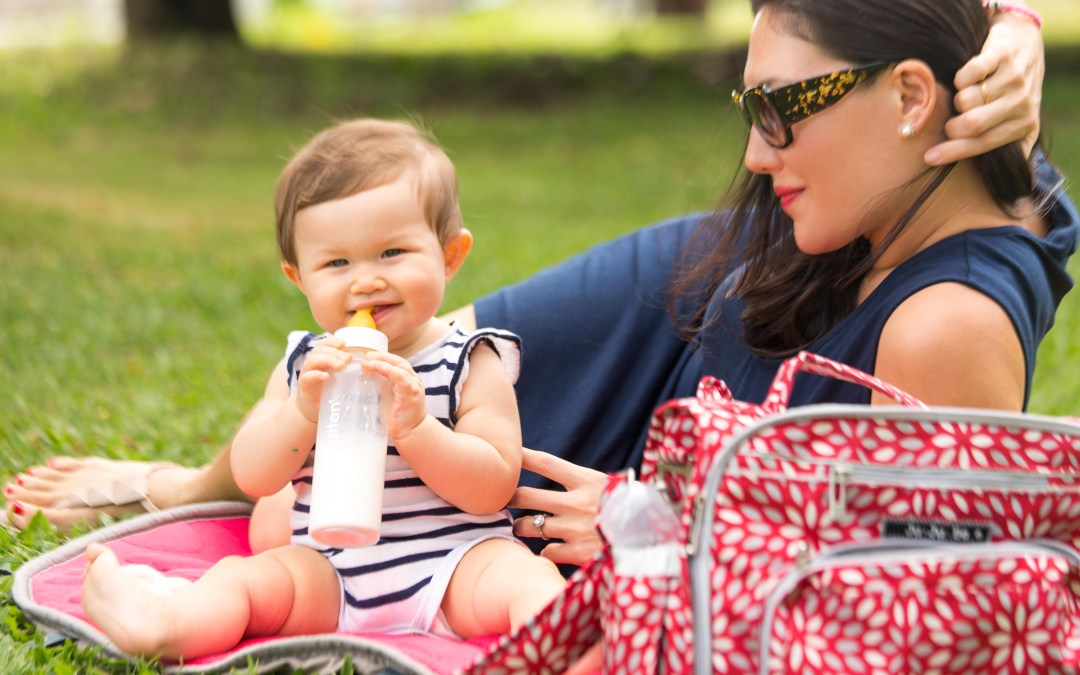 FAVORITE THINGS FOR BABY ON THE GO!