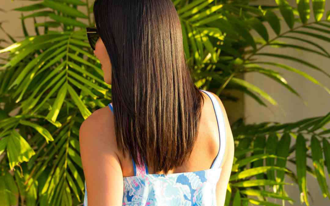 All About The Brazilian Blowout Hair Treatment