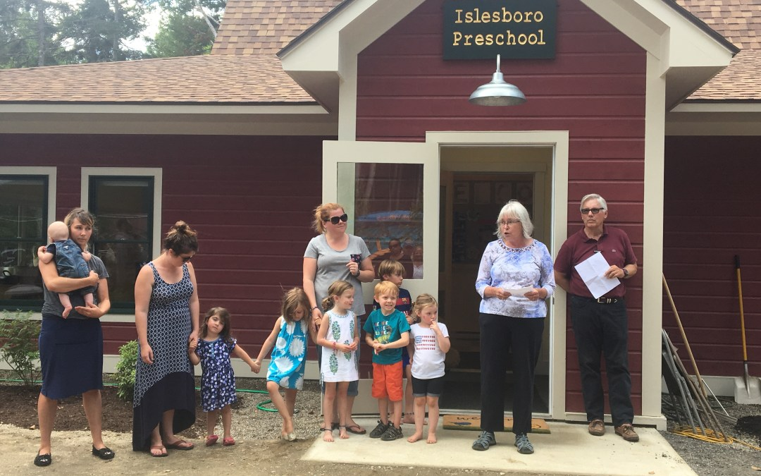 Permanent Home for Preschool