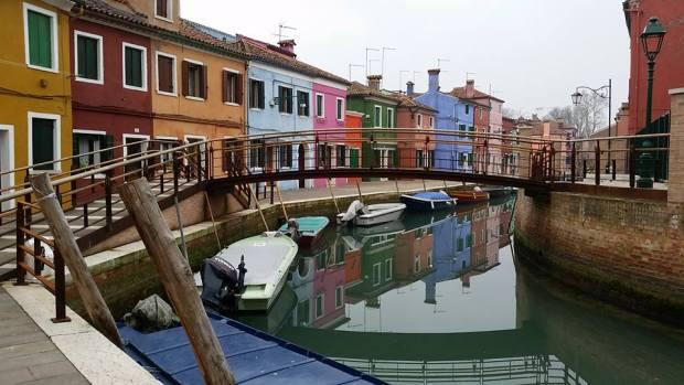 Bellisima immagine di Venezia (Ivan Chelo 2016)