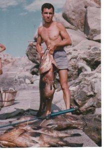 pesca al faro di Punta Scorno