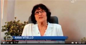 Anna Vitiello. Intervista a Porta a Porta
