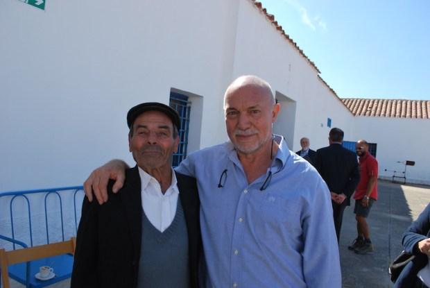 Paolo Picchedda e Fabio Bruzzichini