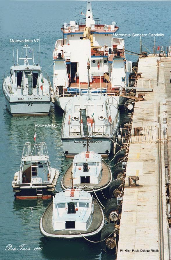 Porto Torres 1990 (ph G.P,D.P.)