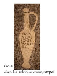 Mosaico pompeiano
