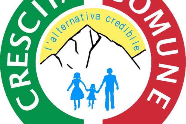 Il logo del Comitato Civico Crescita Comune