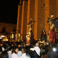 Processione Funebre del Venerdì Santo - Ragusa