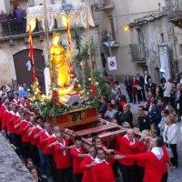 S. Agrippina V. e M. - Festa di Maggio - Mineo (CT)