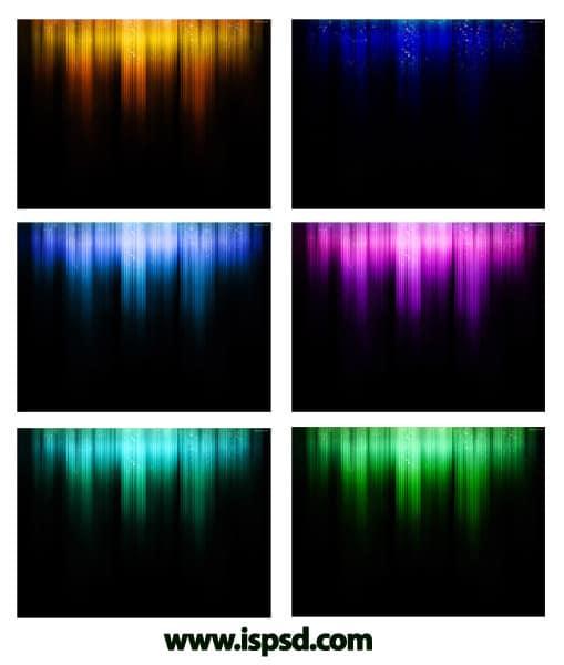 Light_Stripes_Starry_Backgrounds