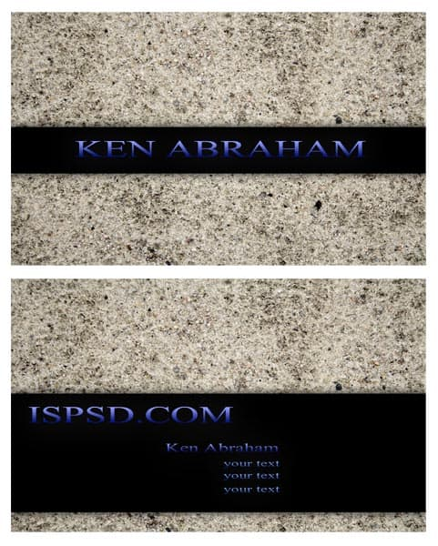 sand-business-card