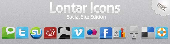 Lontar Icon Social Site Edition