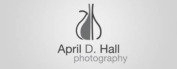 April logo design