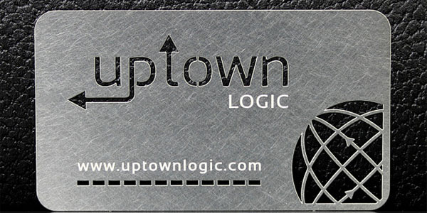 Promo Metal Business Cards