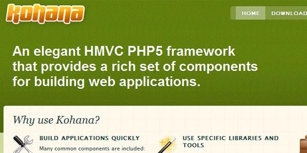 kohana PHP