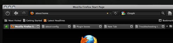 Firefox Skins