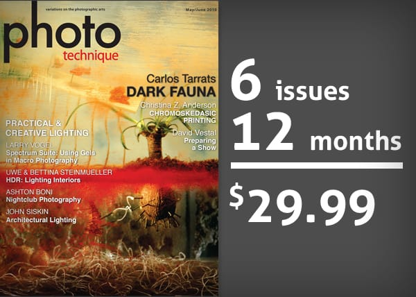 top photography magazine