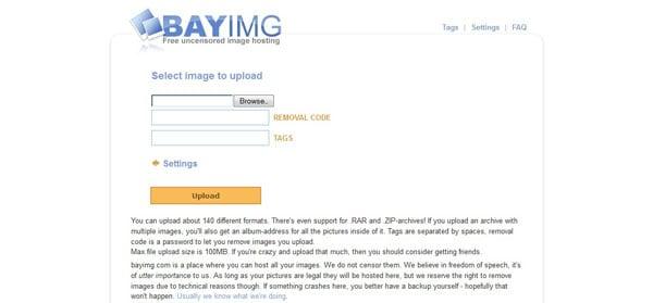 free photosharing websites