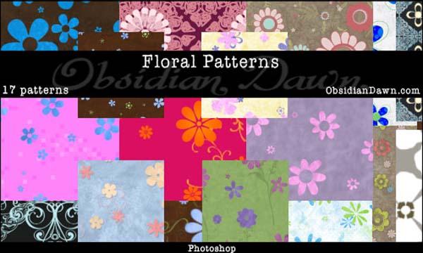 flora patterns