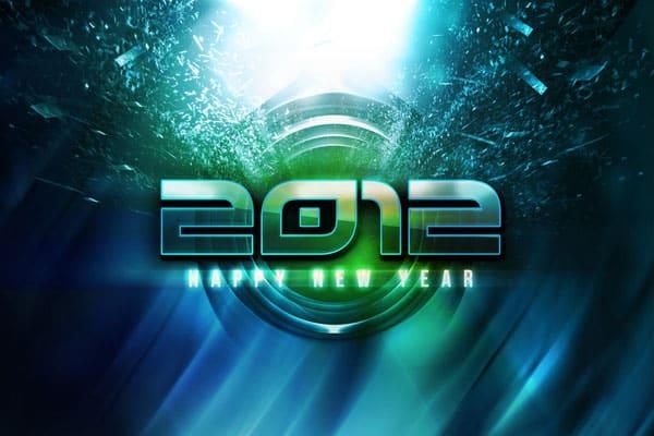 newyear 2012